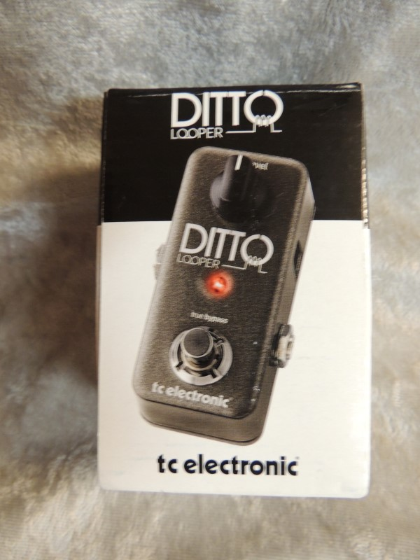 TC ELECTRONIC Effect Equipment DITTO LOOPER