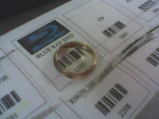 Gent's Gold Ring 14K Yellow Gold 8.03g