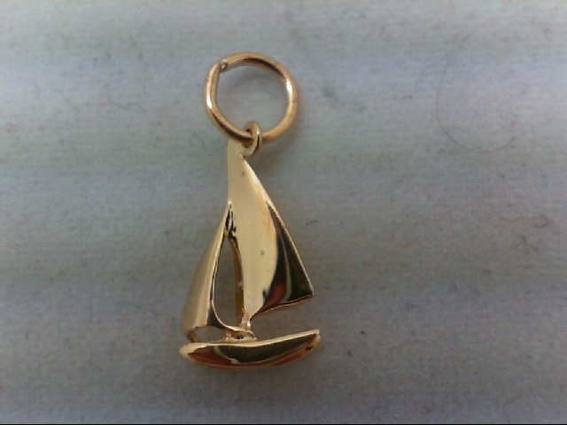Miscellaneous Jewelry 14K Yellow Gold 0.5g
