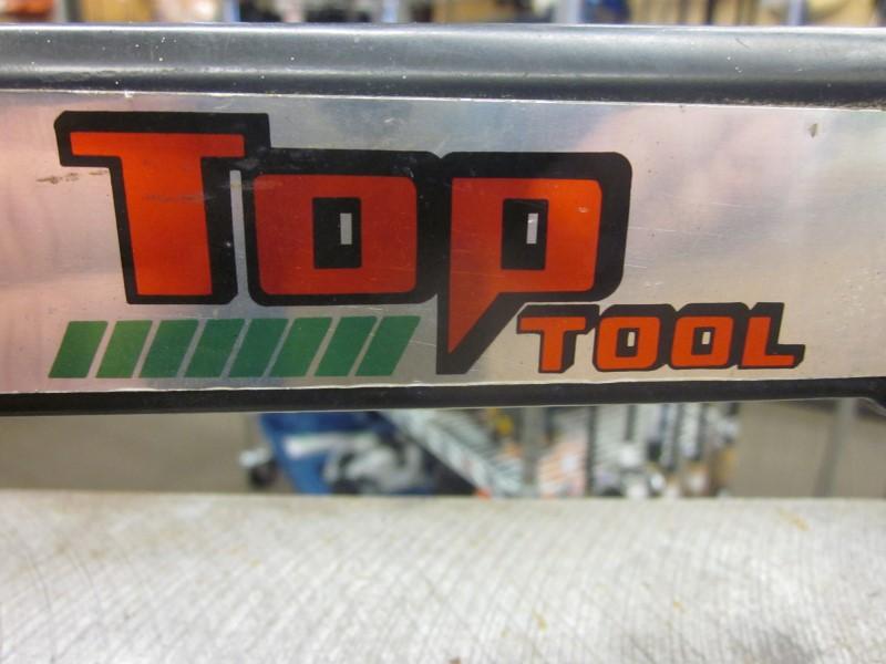 """TOP TOOL 15"""" SCROLL SAW"""