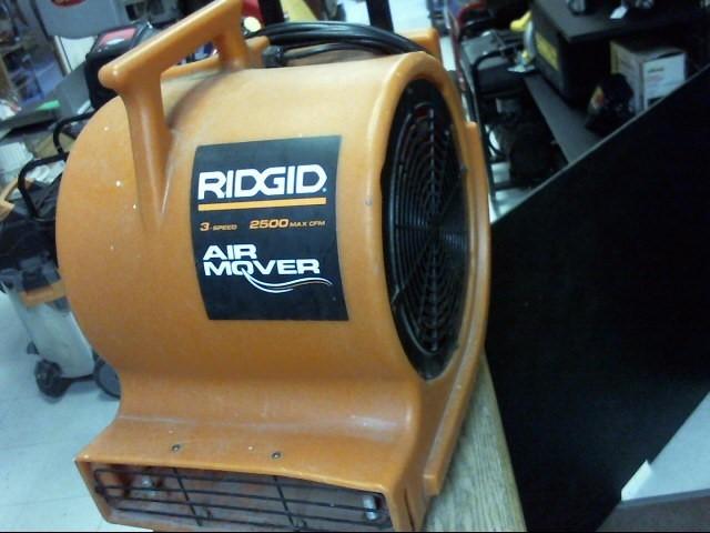 RIDGID Miscellaneous Tool AIR MOVER 2500 MAX CFM