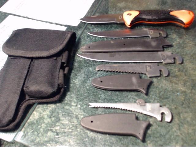 FIELD PRO BRAND FISHING KNIFE AN