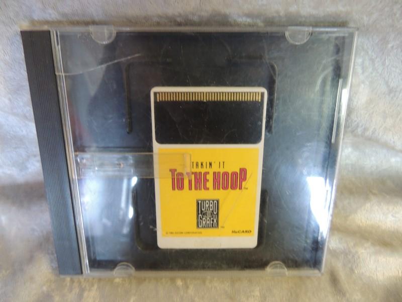 NEC TURBOGRAFX GAME PAC-LAND
