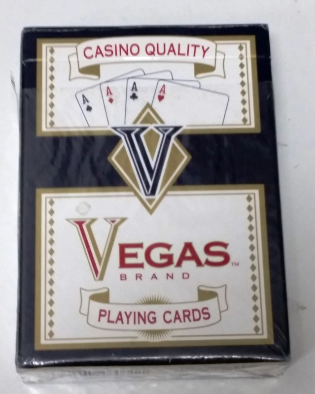 CASINO QUALITY PLAYING CARDS