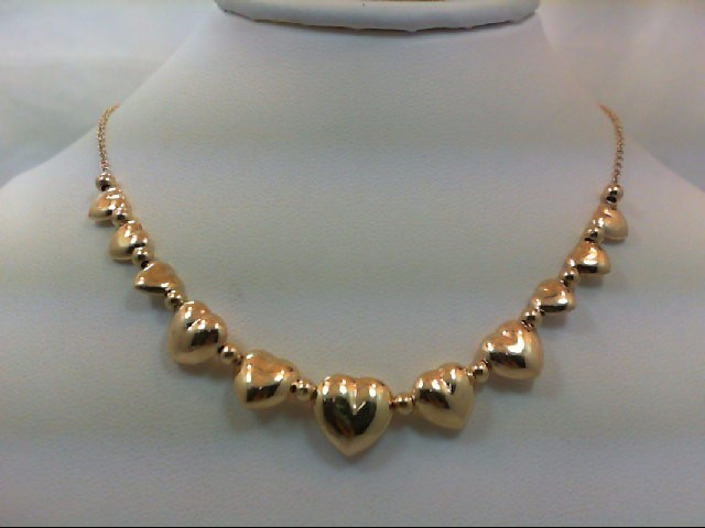"18"" Gold Chain 14K Yellow Gold 3.5g"