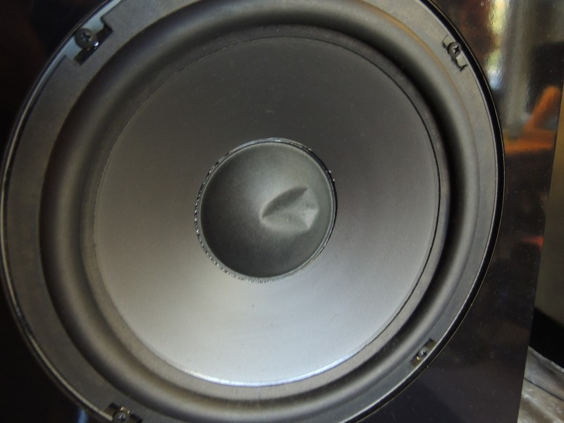 NHT SW2P Home Audio Subwoofer Sub-woofer