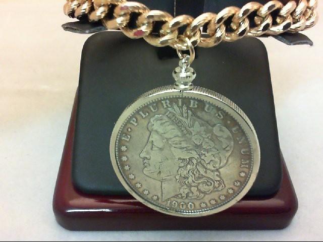 Bracelet Antique Stainless 45.6g