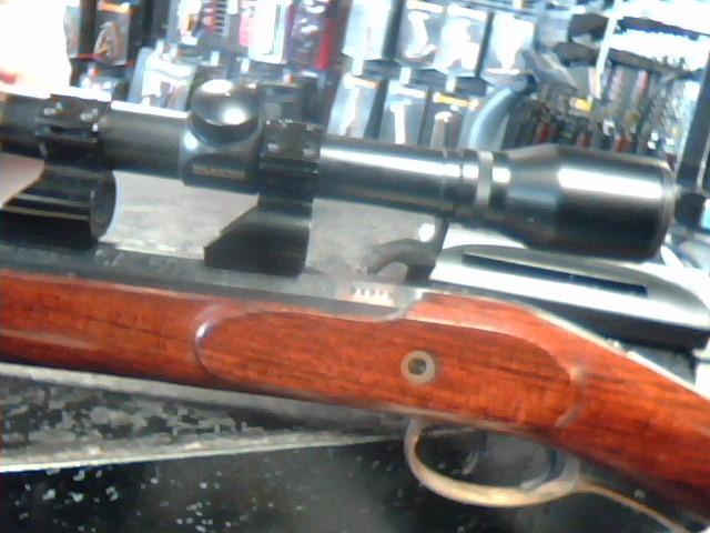 ITALY Hunting Gear BLACK POWDER GUN