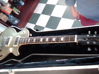 GIBSON epiphone Electric Guitar LES PAUL Gold Top