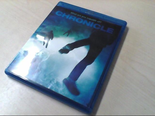 BLU-RAY MOVIE Blu-Ray CHRONICLE