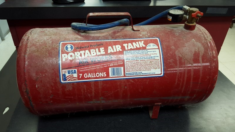 Midwest Products Portable Air Tank Sooner State Pawn Llc