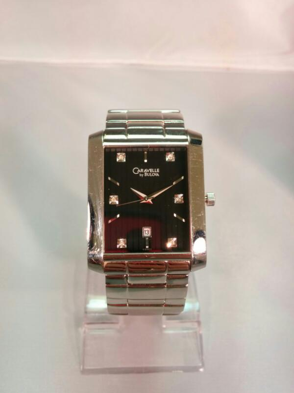CARAVELL BY BULOVA Lady's Wristwatch C823013