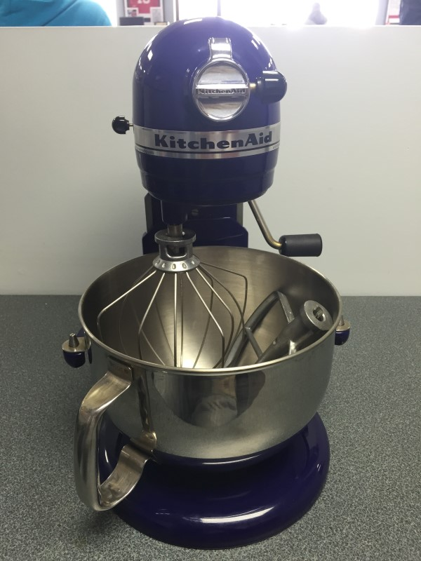 Kitchenaid Professional 6 Stand Mixer Cobalt Blue 525 Watt