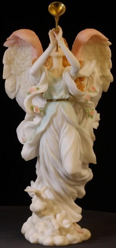 "1998 LIMITED EDITION SERAPHIM CLASSICS ANNALISA ""JOYFUL SPIRIT"" ANGEL # 81465"