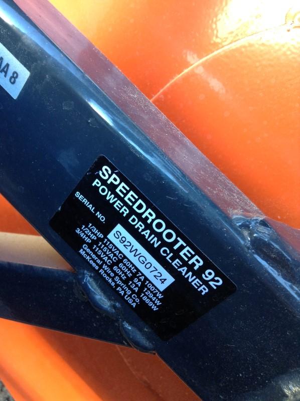 GENERAL TOOLS Level/Plumb Tool SPEEDROOTER 92