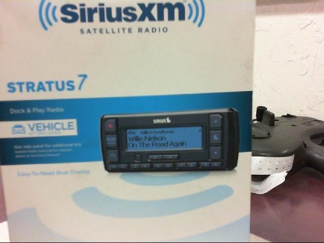 SIRIUS XM Car Audio STRATUS 7