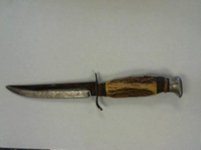 COMPASS Hunting Knife SOLINGEN GERMANY KNIFE