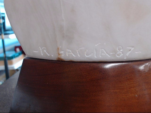 ROBERT GARCIA Sculpture/Carving PASSING CLOUD PASSING CLOUD