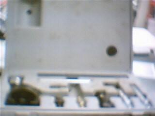 BLUE POINT Hand Tool MASTER POWER STEERING PUMP/ALTERNATOR PULLEY REMOV