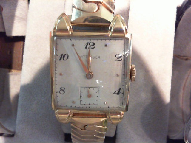 WHITNAUER GOLD/SILVER WATCH