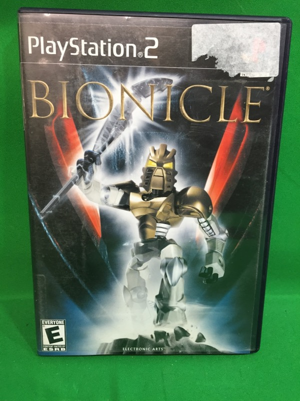 SONY Sony PlayStation 2 Game BIONICLE: THE GAME