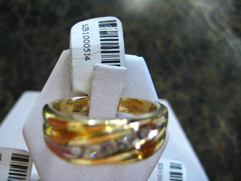 Gent's Gold Ring 14K Yellow Gold 12g