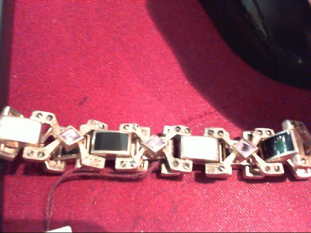 Silver Bracelet 925 Silver 27.6g