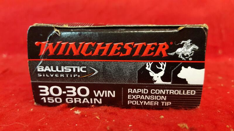 WINCHESTER Ammunition SBST3030