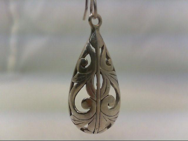 Silver Earrings 925 Silver 4.2g
