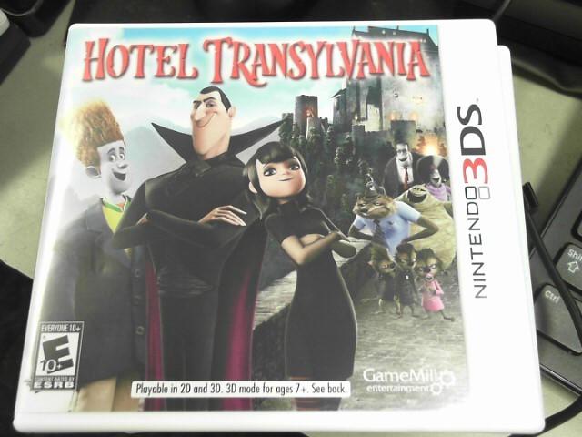 NINTENDO Nintendo 3DS HOTEL TRANSYLVANIA