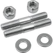 BIKER'S CHOICE 044294, COLONY 8826-6 #45998-73; FORK BOTTOM STUD KIT 73UP BT/X