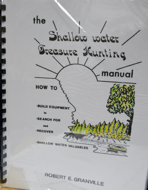 THE SHALLOW WATER TREASURE MANUAL BY ROBERT E. GRANVILLE