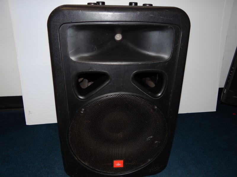 JBL Speakers/Subwoofer EON 1500 (SINGLE)