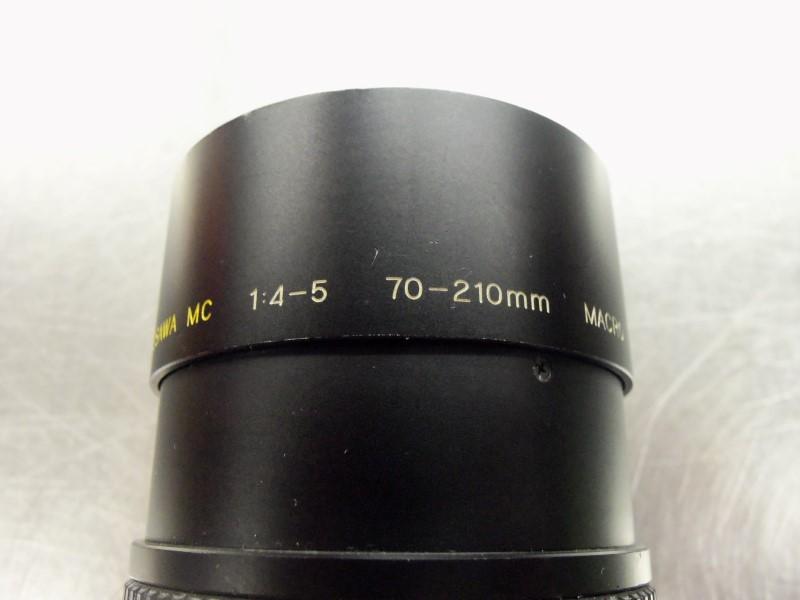 MINOLTA X370 35MM W 70-210MM