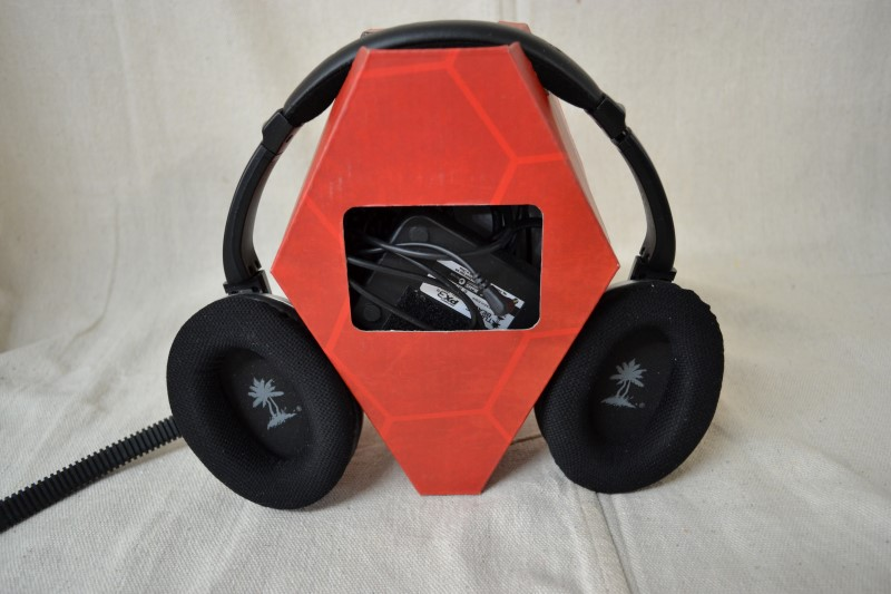 Turtle Beach Xbox 360 PX3 Headset-Used