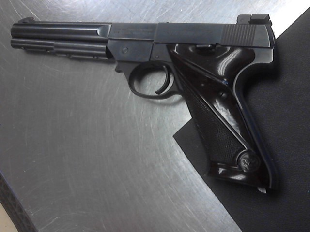 HIGH STANDARD PISTOL 22CAL. SUPERMATIC