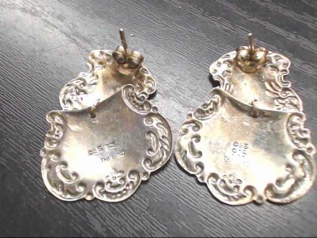 Silver Earrings 925 Silver 7.1g