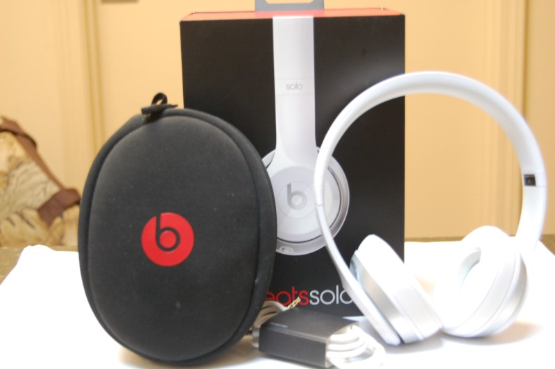 Beats By Dr Dre Headphones Solo 2 B0518 Like New Buya