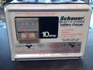 SCHAUER Battery/Charger CRMF 612