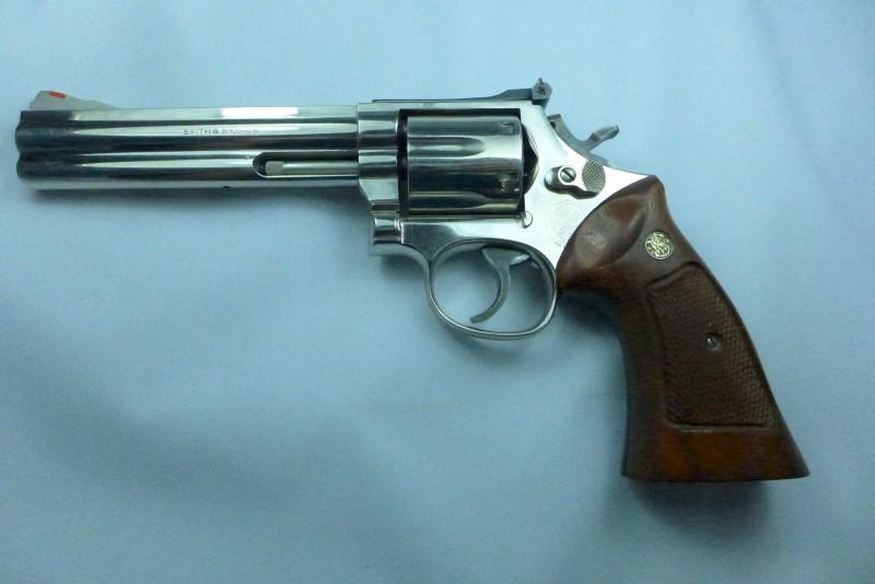 SMITH & WESSON Revolver 586