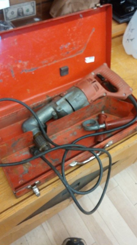 MILWAUKEE Corded Drill 1001-1
