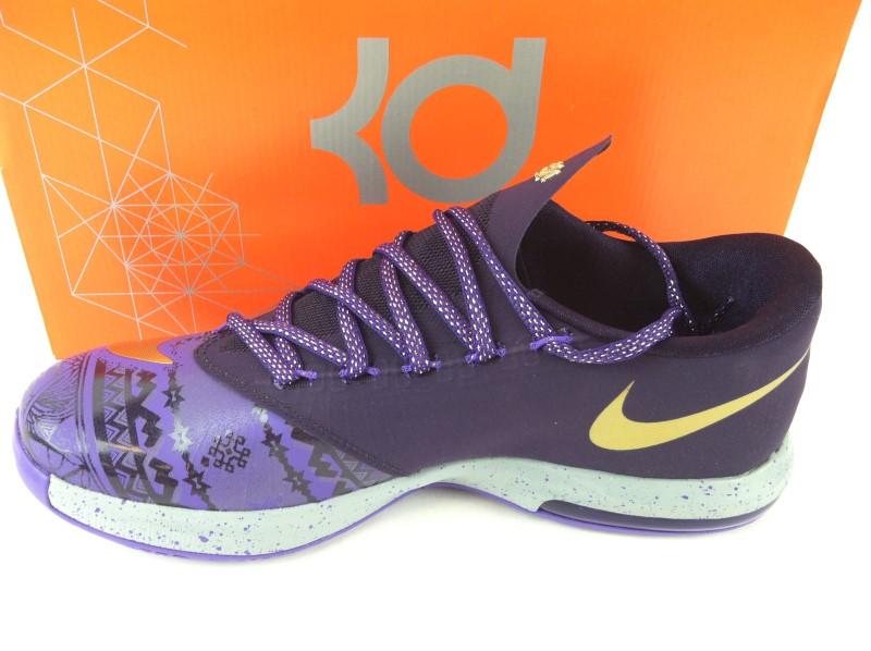 """Nike KD VI """"BHM"""" SZ 9.5"""
