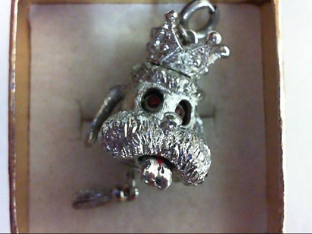 Silver Charm 925 Silver 9.5g