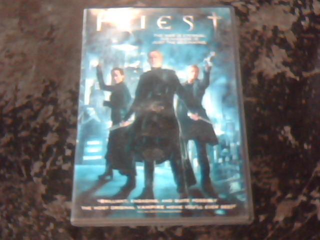 DVD MOVIE DVD PRIEST