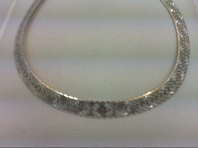 Silver Bracelet 925 Silver 4.1g