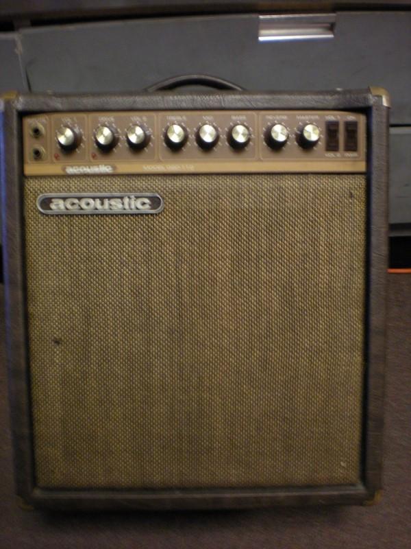 ACOUSTIC G60-112 AMP
