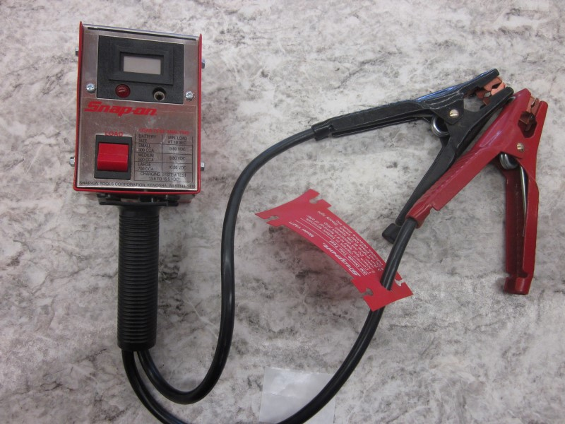 SNAP ON DIAG TOOL LOAD TESTER