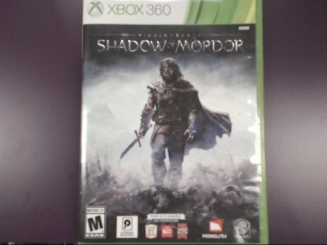 Middle-earth: Shadow of Mordor (Microsoft Xbox 360, 2014)