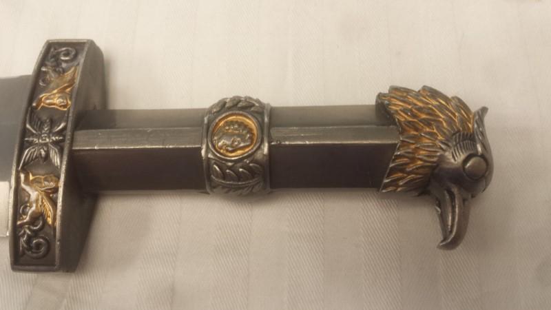ROMAN LEGION SHORT SWORD
