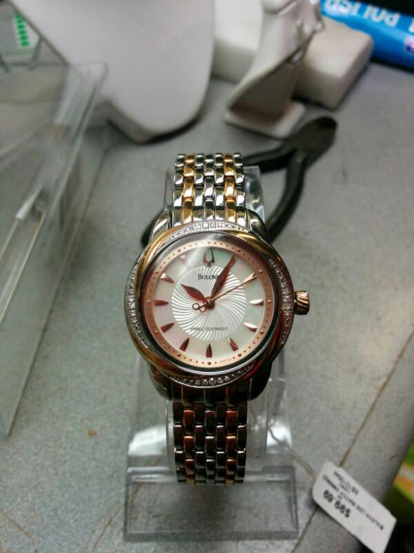 BULOVA Lady's Wristwatch C960923
